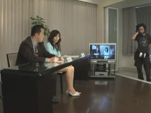 Unbelievable Asian Breezy In Outstanding Pantyhose/pansuto, Interview Jav Flick