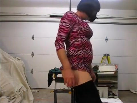 Stunning Do-it-yourself Ladyboy Movie With Stocking, Web Cam Vignettes