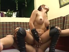 Steamy Mature Ladyboy Taking It Up The Bum