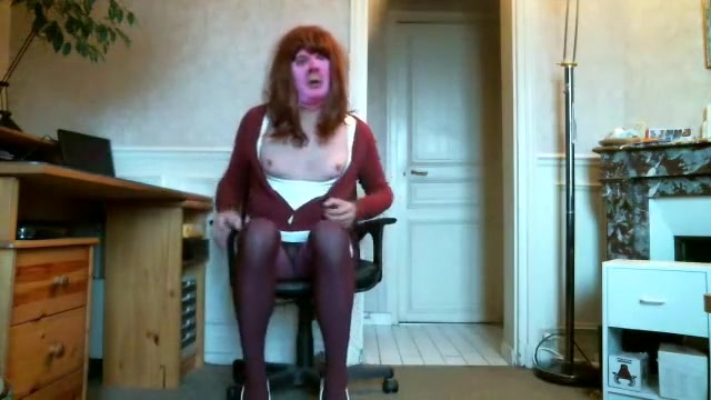 Best Home Made Tranny Vid With Tights, Ginger-haired Vignettes